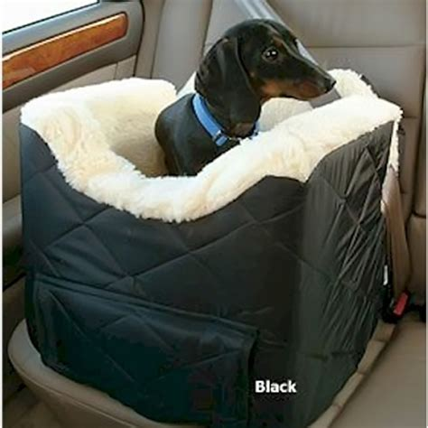 pet car seats small dogs snoozer pet comfort booster lookout ii car seat small