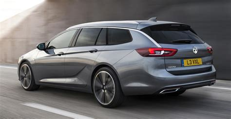 Opel Vauxhall by Opel Vauxhall Insignia Sports Tourer Larger Lighter