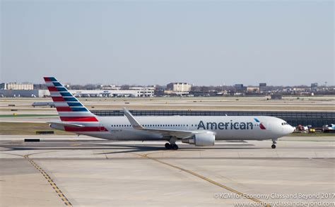 Mba At American Airlines Reviews by Airplane American Airlines Boeing 767 300er Taxing