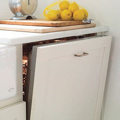 25 best ideas about dishwasher cover on faux
