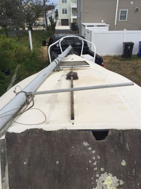 used boat trailers for sale new jersey 19 foot mg sailboat with trailer for sale in seaside