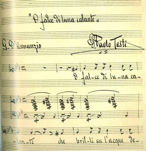 a vucchella testo francesco paolo tosti nel centenario della morte opera