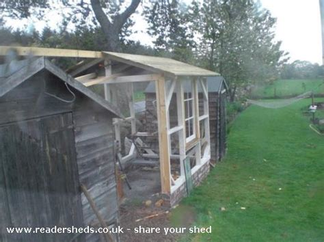 Sheds Aberdeenshire by Knappach Shed From Aberdeenshire Owned By
