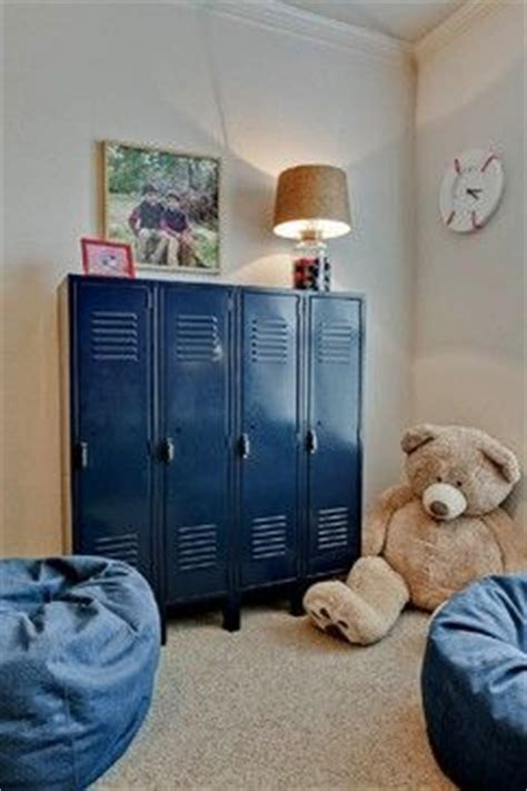 boys locker for bedroom lockers boy bedrooms and boys on pinterest