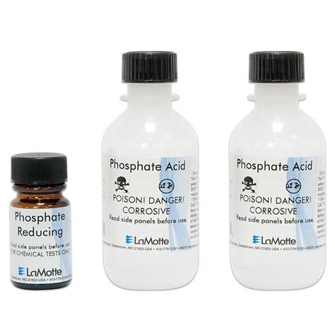 lamotte r 3679 phosphate test kit refill from davis instruments