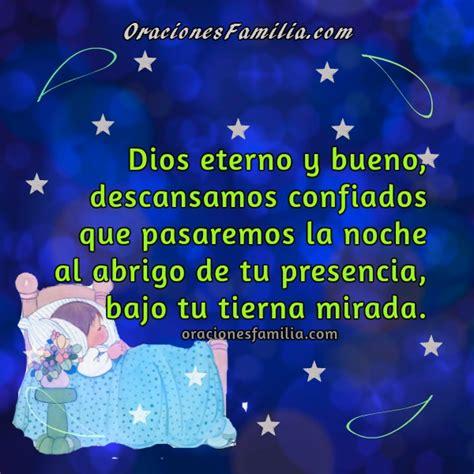imagenes cristianas de buenas noches para niños descansamos confiados en dios en esta noche oraci 243 n