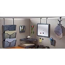cubicle shelves hanging dps by staples 174 verti go cubicle and wall accessories
