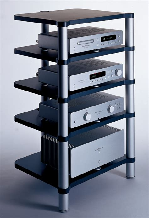 Audio Component Rack Systems Audio Refinement Stereo And Home Theater Components