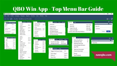 qbo win app quickbooks tutorials training blog