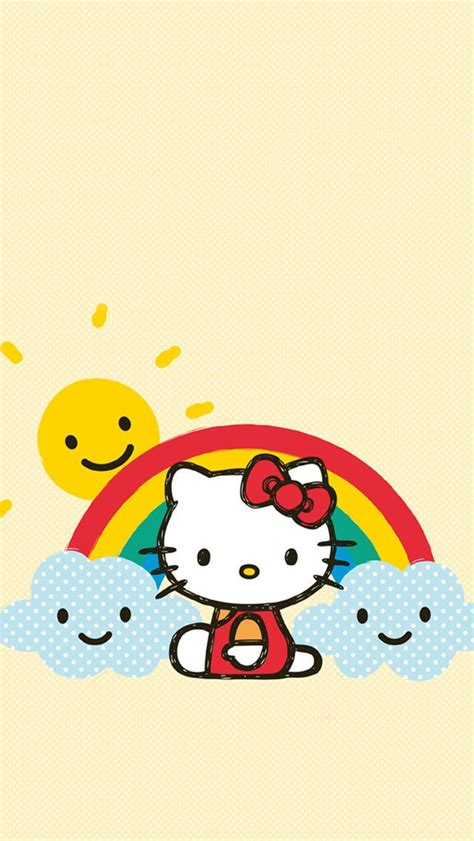 hello kitty iphone wallpaper pinterest hello kitty wallpaper iphone kitty wallpaper pinterest
