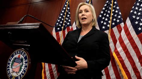 kirsten gillibrand trump twitter democrats rally behind gillibrand after trump s sexist