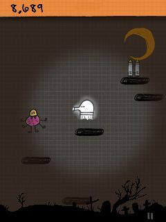 doodle jump deluxe jar 128x160 mobile doodle jump deluxe screenshots gameplay