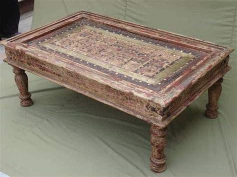 table indienne table basse salon indienne ezooq