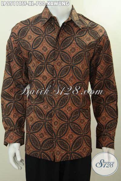 Mukena Batik Agung hem batik elegan mewah model lengan panjang furing busana batik berkelas halus motif