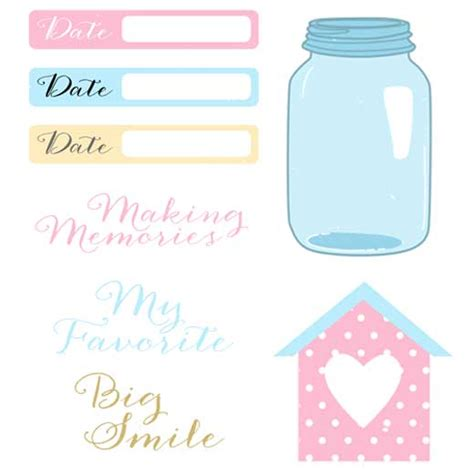 scrapbooking templates free printables free printable scrapbook embellishments