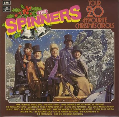 My Favourite Shop Of All The Collection Now You Dont To Live In by The Spinners Your 20 Favourite Carols Uk Vinyl