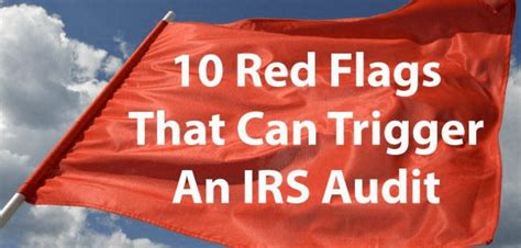 Irs Tax Warrant Search 10 Irs Flags