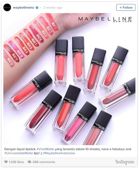 Maybelline Indonesia how maybelline became the best performing brand on