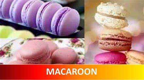 cara membuat macaroon youtube cara membuat macaroon resep kue kering jajanan pasar