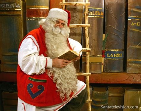 how will santa get in books photo santa claus office in rovaniemi in lapland