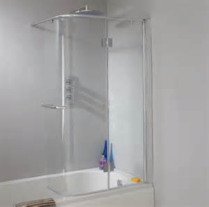 folding shower screens over bath phoenix whirlpools cima curved folding bath screen