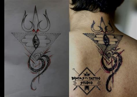 trishul tattoo design concept lord shiva trishul for further details