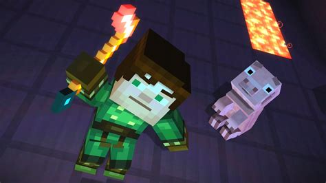 minecraft story mode the ultimate weapon 18