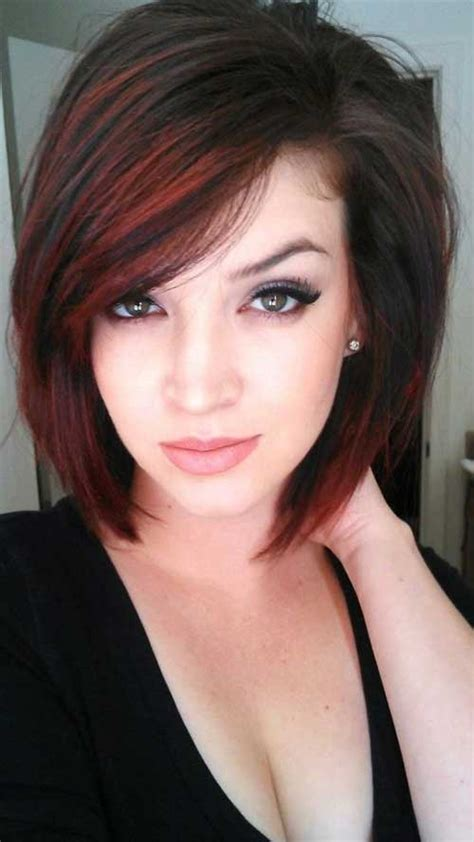 hairstyles and colours for fine hair 15 short haircuts for dark hair short hairstyles 2017