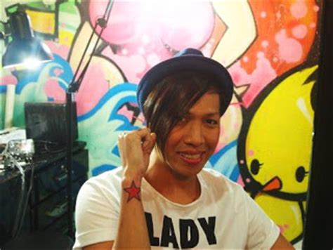 vice ganda tattoo on neck obey your inkstincts vice ganda gets ink d at republic