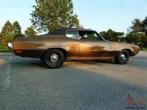 1970 Buick 455 Engine Specs 1970 Buick Gs 455 Base 7 5l