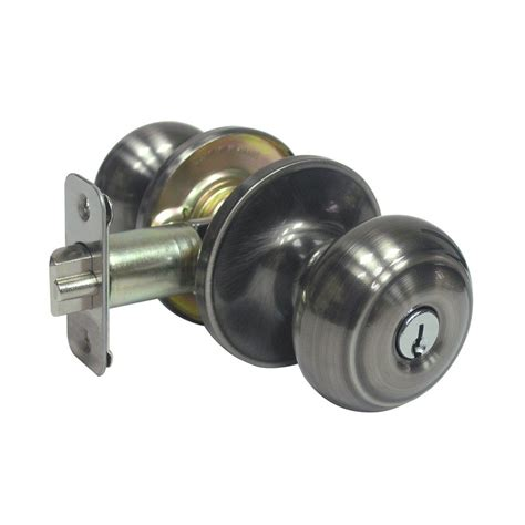 Gate House Door Knobs by Gatehouse Hartford Residential Keyed Entry Door