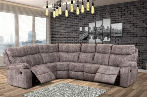 corner recliner lounge suites new home furnishers 187 nevada corner recliner lounge suite
