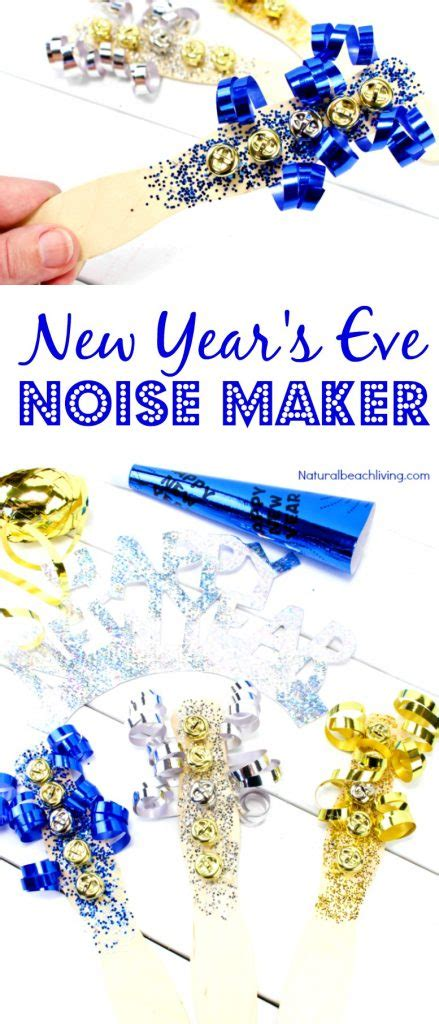 how to create a new years eve audrey hepburn glamorous easy new years eve diy noise maker natural beach living
