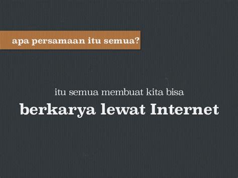 membuat npwp lewat internet ayo berkarya lewat internet