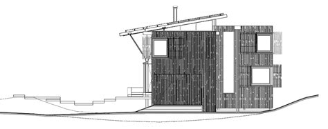 New House Floor Plans gallery of under pohutukawa herbst architects 16