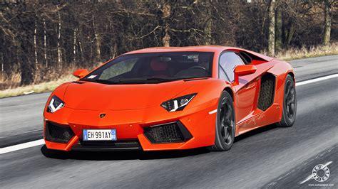 How Fast Can Lamborghinis Go Driven Lamborghini Aventador Lp700 4
