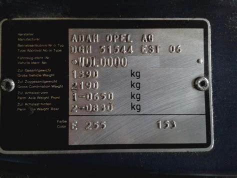 J E Cuppe 2398 kadett e 1300 glssw 1986