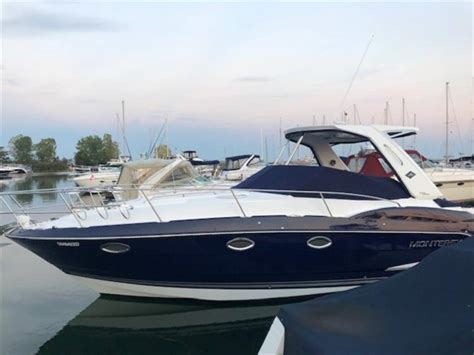 monterey  sport yacht crates lake country boats    brokerage boats  sale