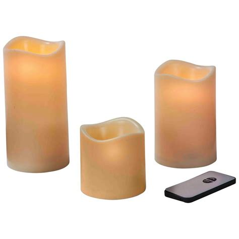 wholesale led candle set with remote control buy