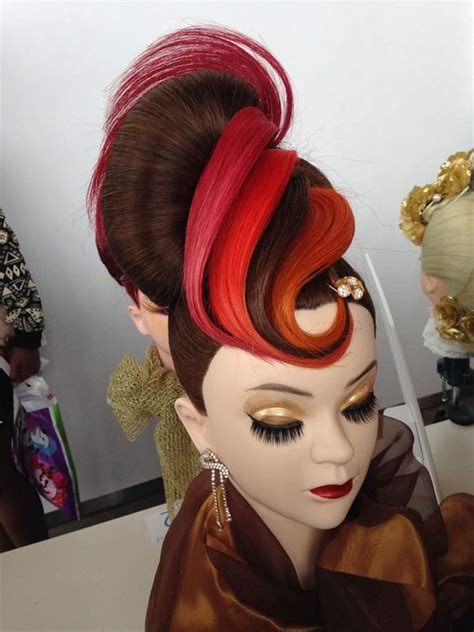hairstyle competition ideas tokyo take over cosmetology students go abroad career