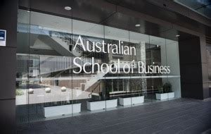 Of Wales Mba by Australian School Of Business Earns Aacsb Accreditation