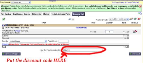 Rock Auto Coupons by Rock Auto Coupon Codes Get 5 Discount Sales For Autos Post
