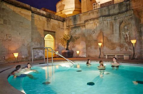 Bath Spa Gallery Of Images Thermae Bath Spa