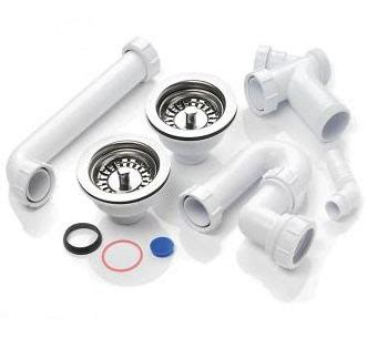 kitchen sink waste pipe fittings | plumbing fittings