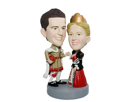 bobblehead elizabeth king and theme bobbleheads