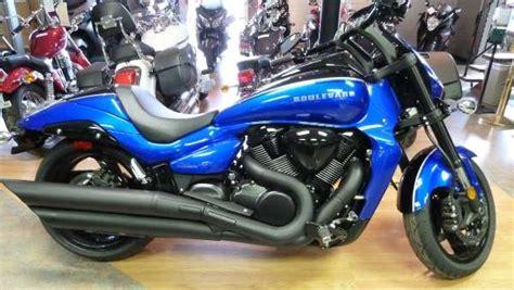 Suzuki Dealership Ontario Suzuki Boulevard M109r Blue 2016 New Motorcycle For Sale