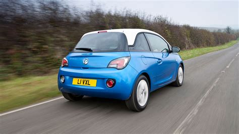 vauxhall adam vauxhall adam 1 0t 2015 review car magazine