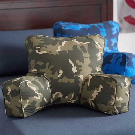 lounge pillow cover camo lounge around pillow cover pbteen