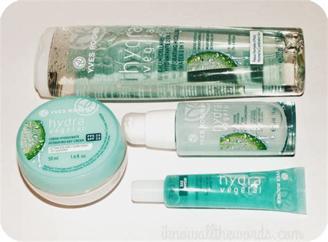 Yves Rocher Hydra Vegetal Tonique Hydrating 200ml yves rocher hydra vegetal new additions i all the words