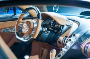 Bugatti Veyron Interior Bugatti Chiron By Design What S New And Why Motor Trend